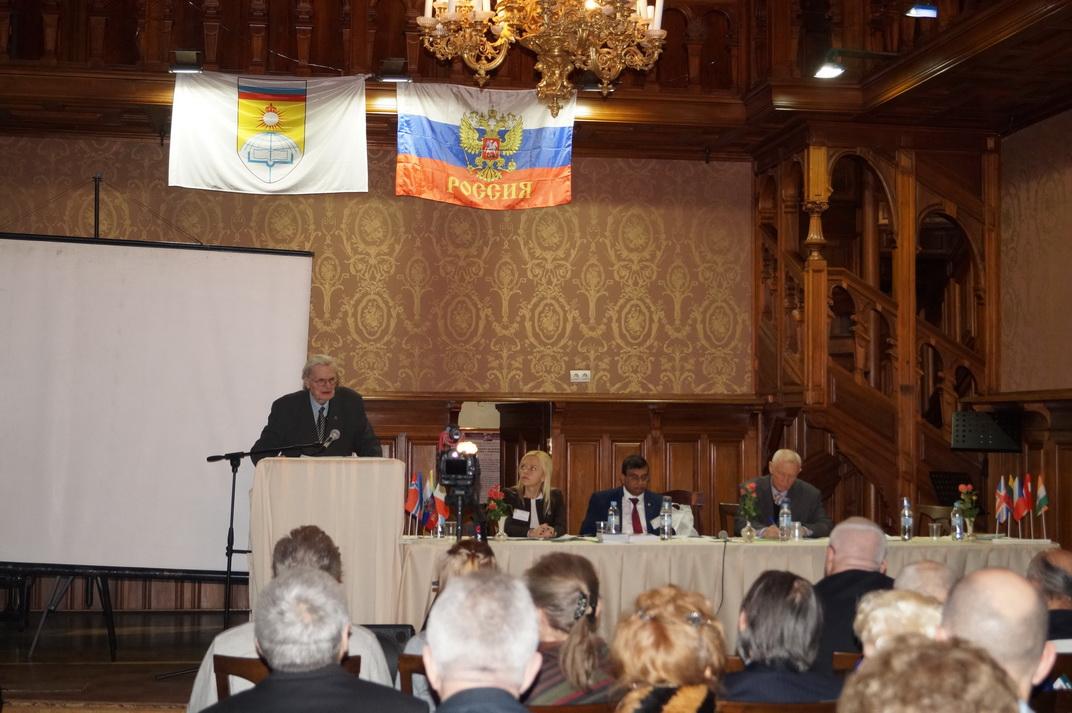 Press Release of the Sixth World Scientific Congress (6th WSC)