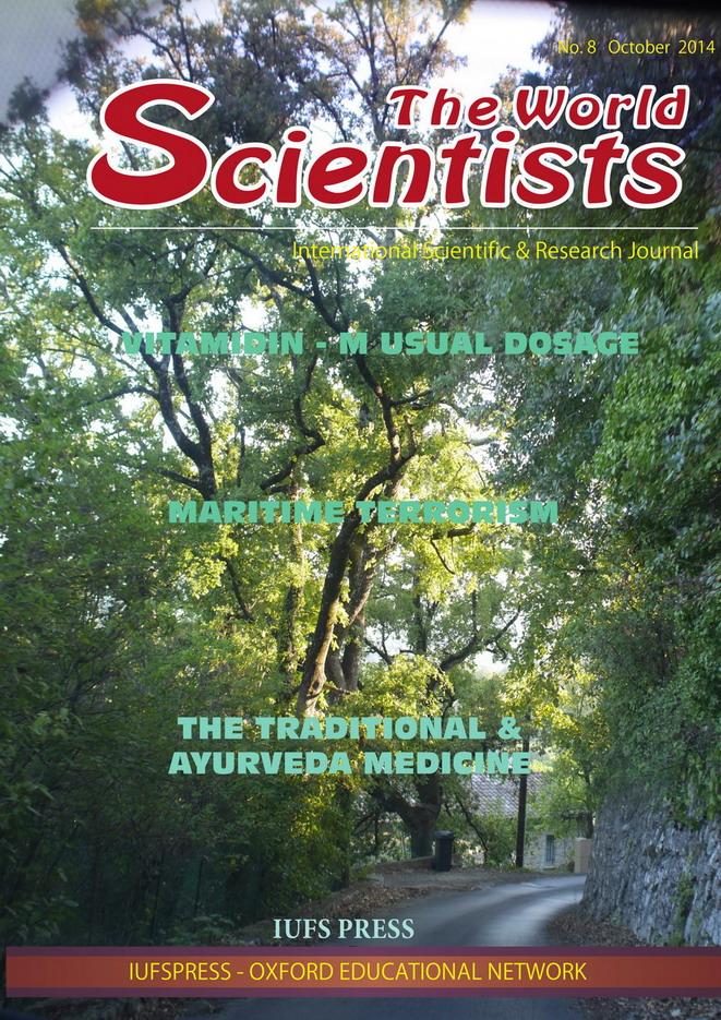 WORLD SCIENTISTS JOURNAL No. 14