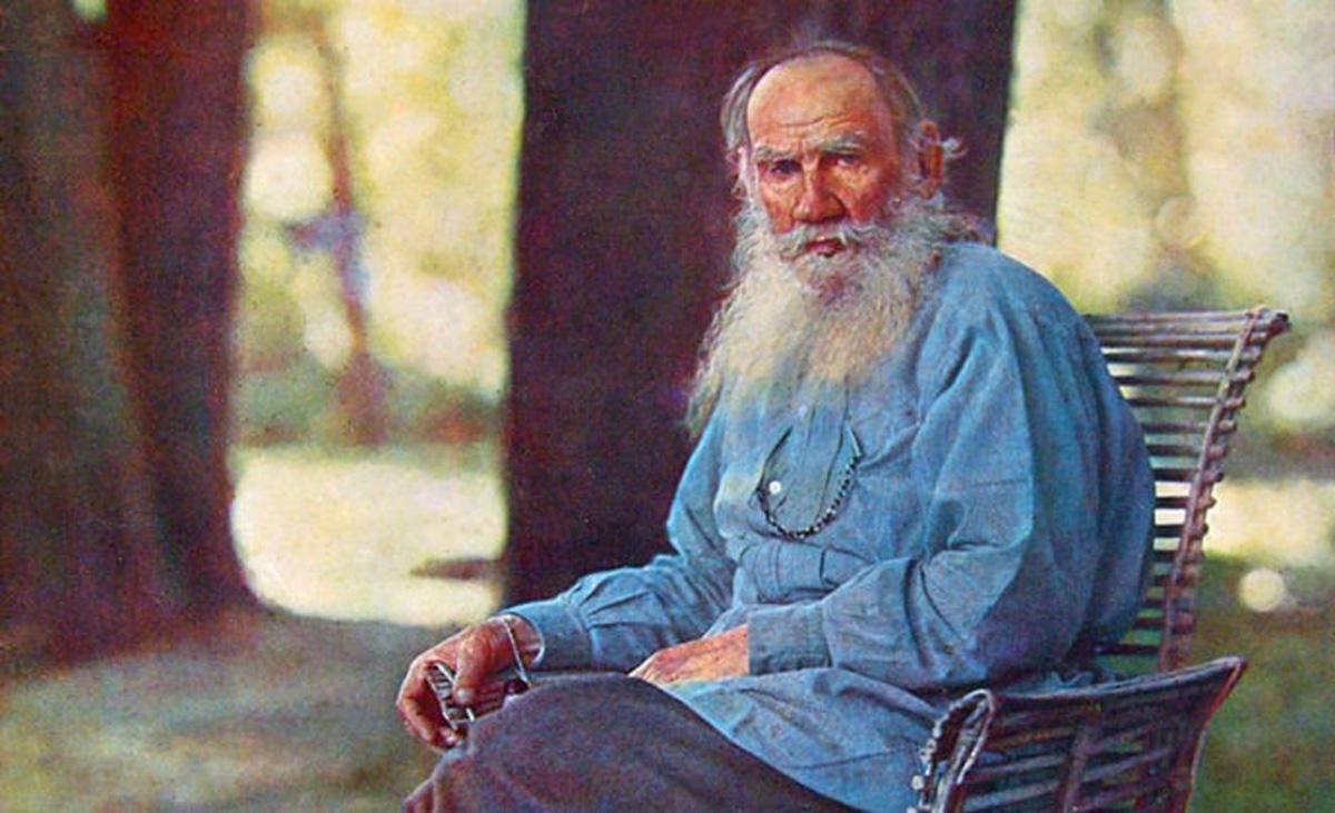 THE INFLUENCE OF KUNTA-HADJI KISHIYEV'S DOCTRINES ON LEO TOLSTOY'S WORLD VIEW