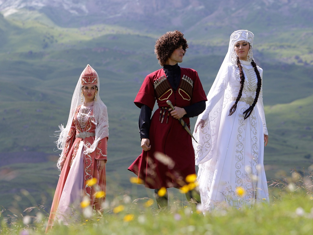 CULTURAL CODES OF THE PEOPLES OF THE CAUCASUS IN THE NART EPIC