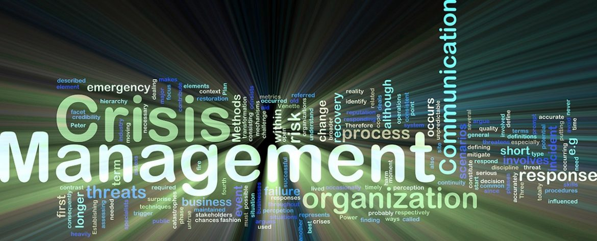 The science and art of management and organizations in crisis management